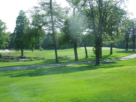 Linden Hall Golf Course Cover Picture