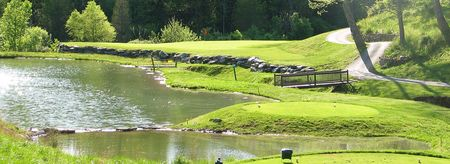Pilgrim's Oak Golf Course Cover Picture