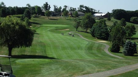King's Mountain Golf Course Cover Picture