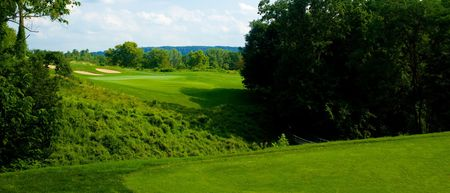 Dauphin highlands golf course cover picture