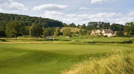 French creek golf course cover picture