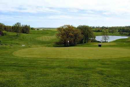 Rolling Green Golf Course Cover Picture