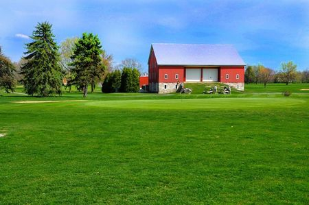 Carlisle Barracks Golf Course Cover Picture