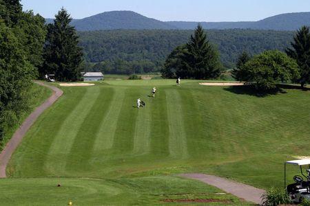 Lost Creek Golf Club Cover