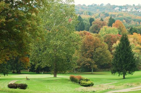 Hill Crest Country Club Cover Picture