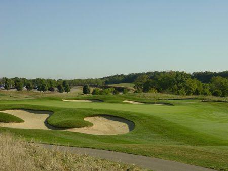 Cranberry Highlands Golf Course Cover