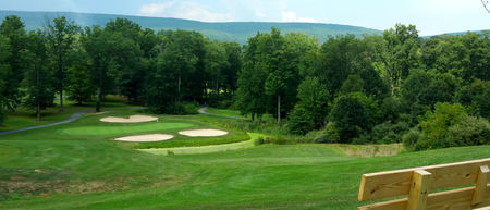 White Deer Golf Course Cover Picture