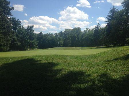 Walnut lane golf club cover picture