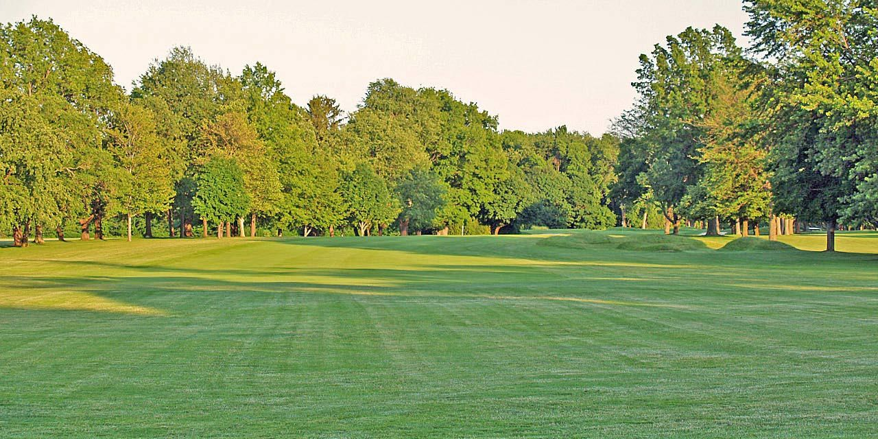 Lake Shore Country Club   All Square Golf
