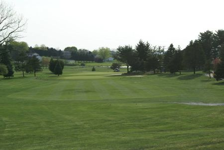Blue Mountain View Golf Course Cover Picture