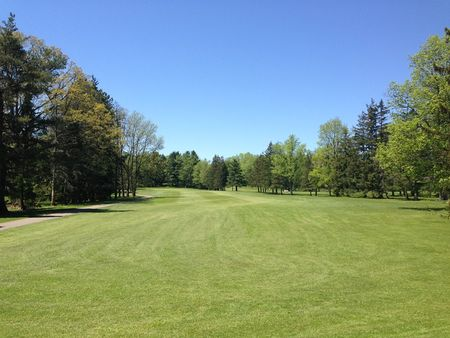 Overview of golf course named Culbertson Hills Golf Resort