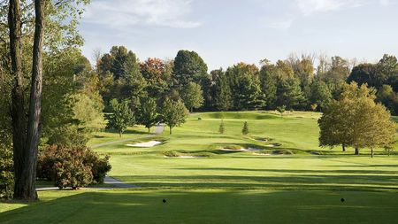 Blue ridge country club cover picture