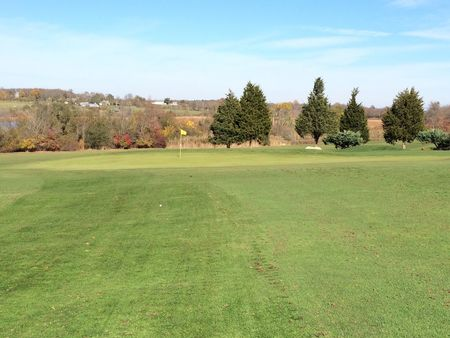 Jamestown Golf Course Cover Picture