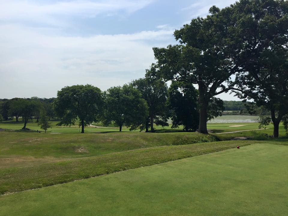 Overview of golf course named Metacomet Country Club