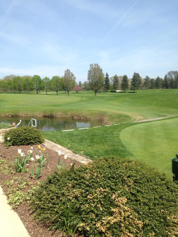 Overview of golf course named Pawtucket Country Club
