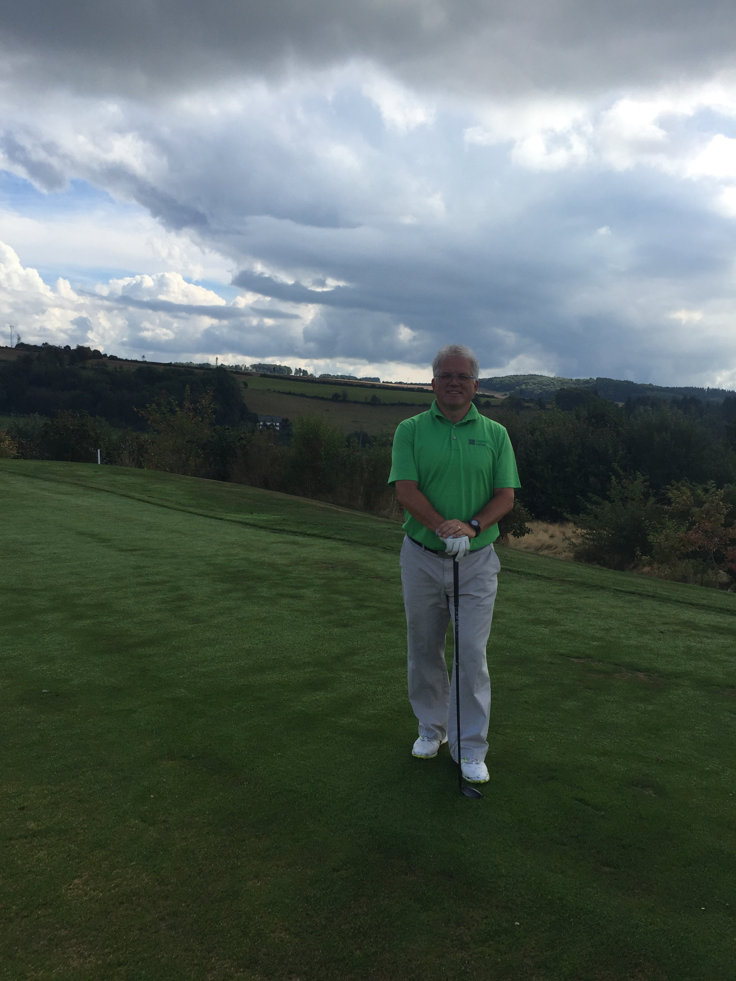 Avatar of golfer named Johannes Magar