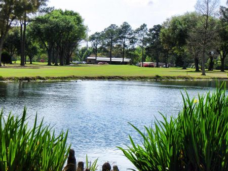 Spanish trail golf club cover picture