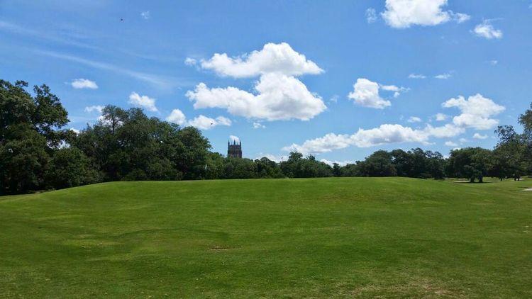 Audubon park golf course cover picture