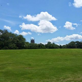 Audubon park golf course cover picture