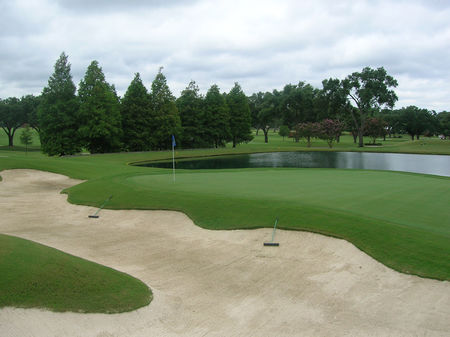 Overview of golf course named Baton Rouge Country Club