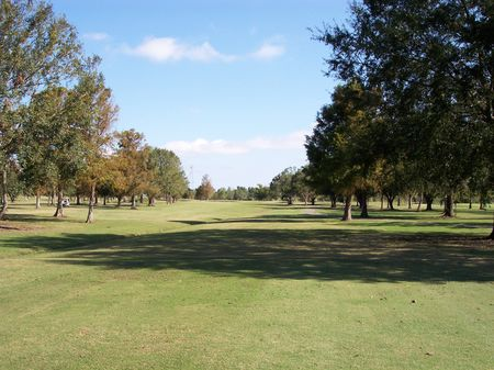 Overview of golf course named Bayou Barriere Golf Club