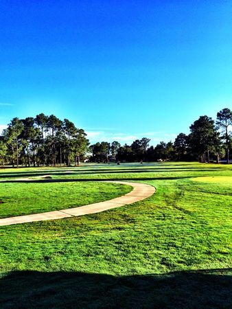 Overview of golf course named Bayou Country Club