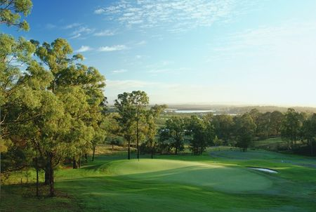 Overview of golf course named Cypress Lakes Country Club