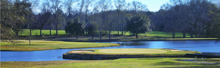 Overview of golf course named Gemstone Plantation Country Club