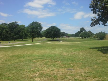 Huntington Park Golf Course Cover Picture