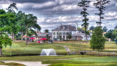Overview of golf course named Lake Charles Country Club