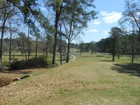 Overview of golf course named Natchitoches Country Club