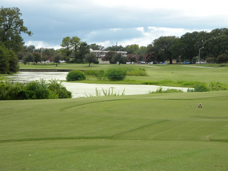 Oak Wing Golf Course Cover Picture