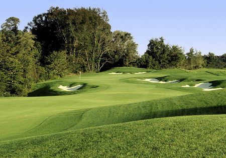 Frog hollow golf club cover picture