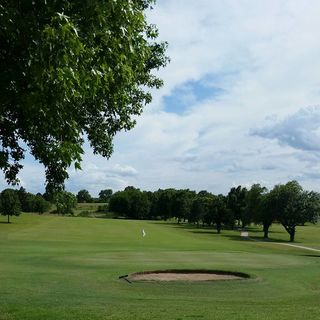 Arkansas city country club cover picture