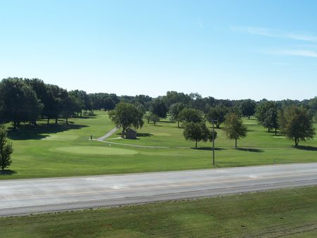 Four Oaks Golf Course Cover