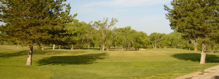 Rolling Meadows Golf Course Cover