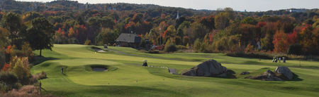 Peabody Golf Course Cover Picture