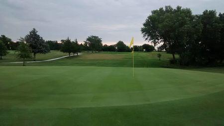 Cedar Hills Golf Course Cover