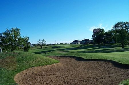 Overview of golf course named Falcon Ridge Golf Course