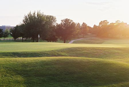 Overview of golf course named Deer Creek Golf Club