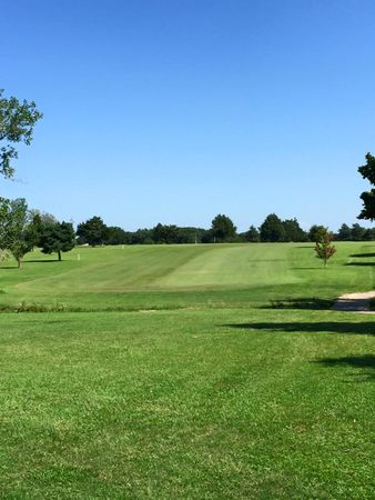 Caney golf club cover picture
