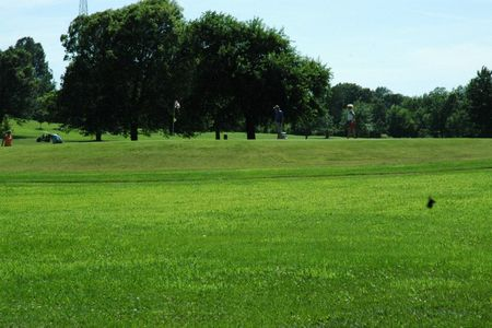 Baxter springs golf and country club cover picture