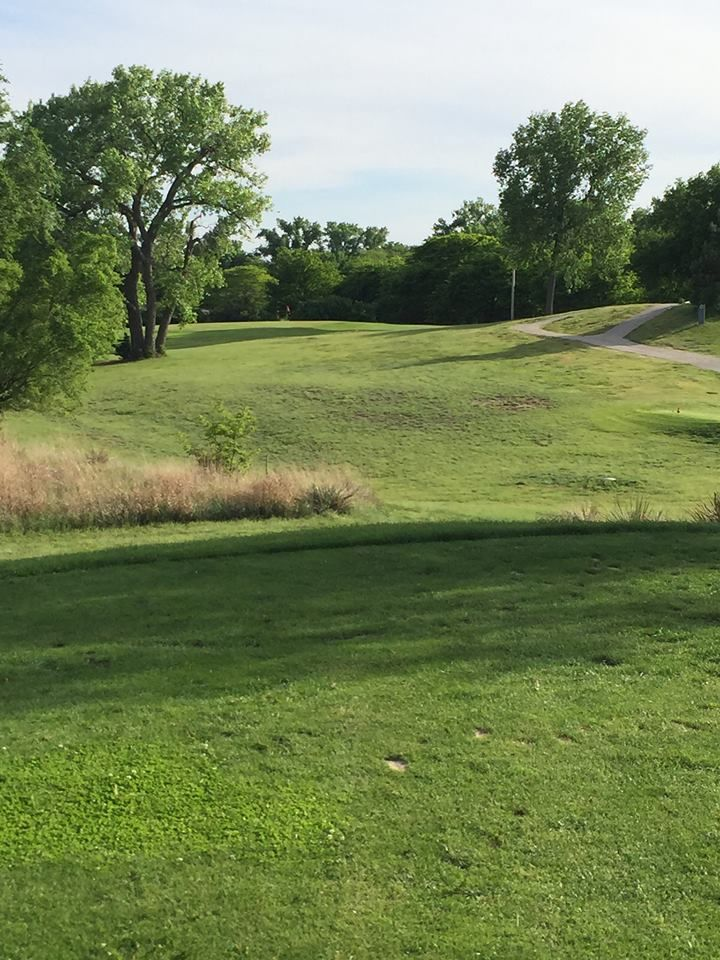 Big creek golf course cover picture