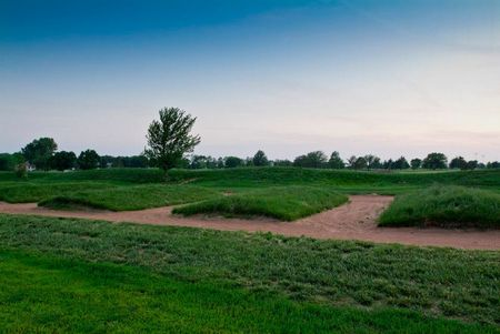 Hesston Golf Park Cover Picture