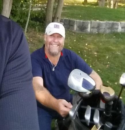 Avatar of golfer named Alan Heath