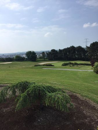 Overview of golf course named Waterford Golf Club