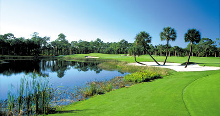 Overview of golf course named Villages at Country Creek, The