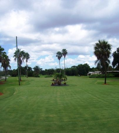 Overview of golf course named Saint Petersburg Country Club