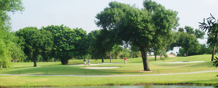 Panther Woods Golf Course Cover Picture
