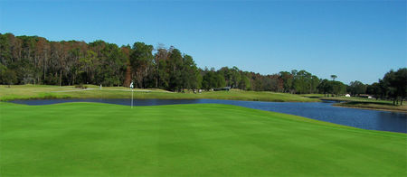 Lansbrook Golf Club Cover Picture